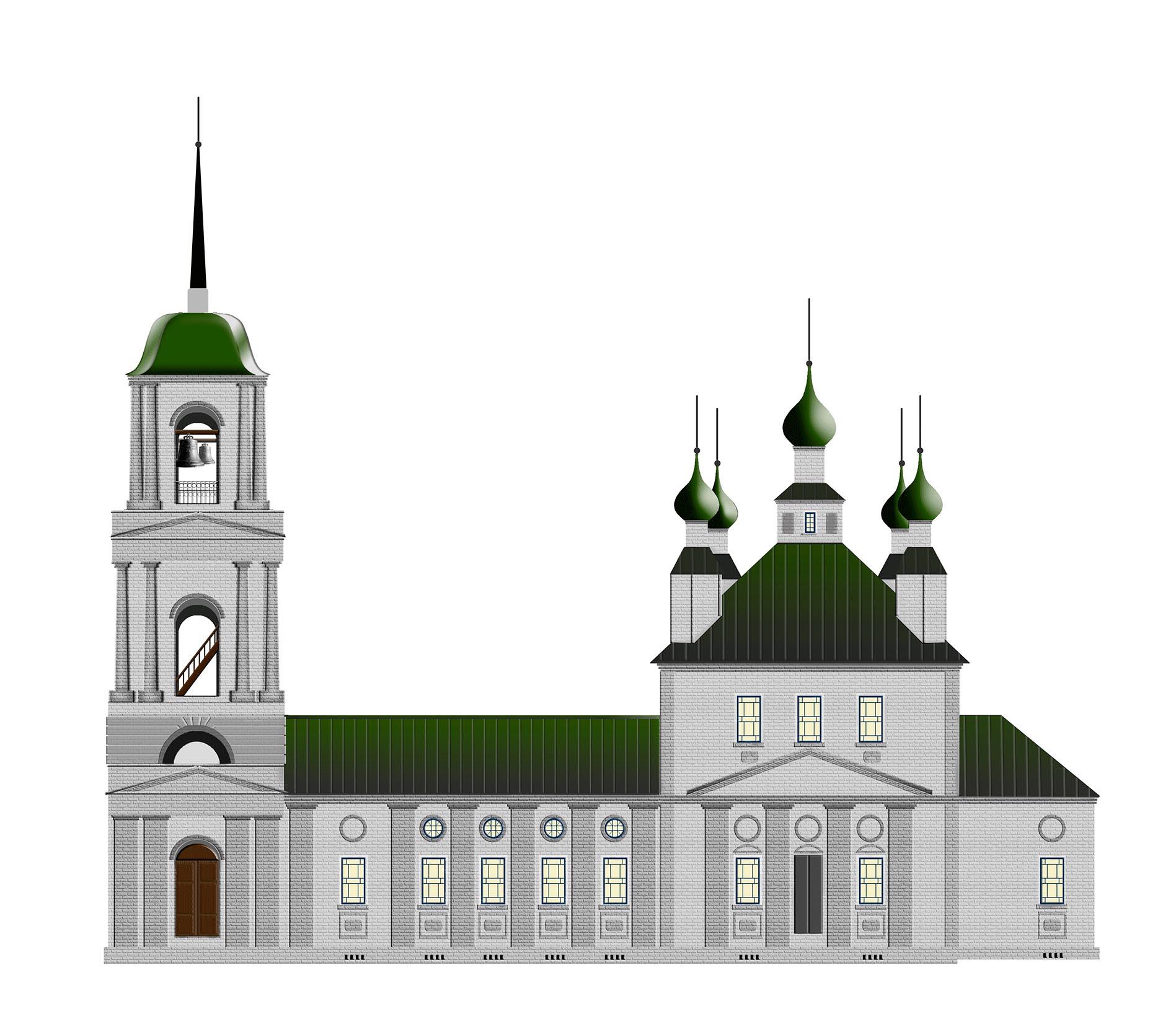 Храм во имя Святой Живоначальной Троицы